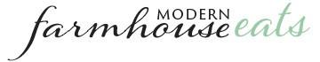 Modern Farmhouse Eats logo